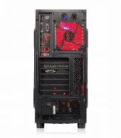 Wildrabbit A Gamer 1350, R3-1300X, GTX-1050Ti, 8GB RAM, 240GB SSD, 1TB HDD, Gamer PC