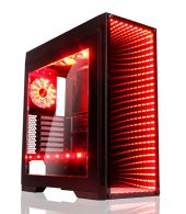 Wildrabbit A Gamer 1600, R5-1600 RX-580, 16GB RAM, 240 GB SSD, 2TB HDD, Gamer PC