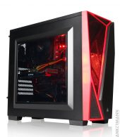 Wildrabbit A Gamer 1700, R7-1700, GTX-1070 8GB, 16GB RAM, 250GB SSD, 1TB HDD, Gamer PC