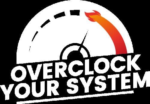 OVERCLOCKING ICON